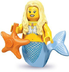 lego series minifigure mermaid wonder should