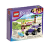 lego friends oivia's beach buggy olivia's