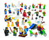lego education community minifigures pieces minifigure