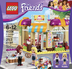 lego friends downtown bakery custom cake