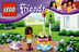lego friends birthday party piece andrea