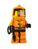 lego minifigures series hazmat you've case