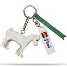 Buy 850789 Friends Horse Bag Charm Keychain