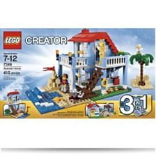 Buy Creator 7346 Seaside House