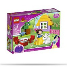 Duplo Disney Princess Snow Whites Cottage