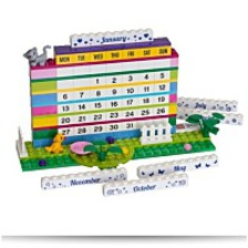 Friends Brick Calendar
