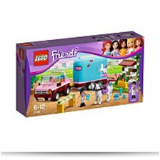 Friends Emmas Horse Trailer 3186
