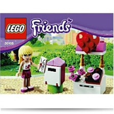 Friends Exclusive Set 30105 Stephanies
