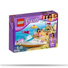 Friends Olivias Speedboat 3937