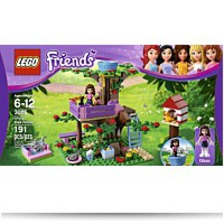 Buy Friends Olivias Tree House 3065
