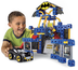 fisher-price trio super friends batcave build