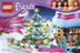 lego friends advent calendar holiday season