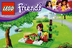 lego friends summer picnic polybag