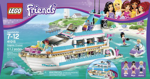 Friends Dolphin Cruiser