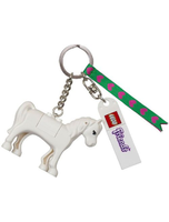 850789 Friends Horse Bag Charm Keychain